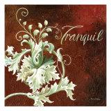 Tranquil Giclee-tryk i høj kvalitet af Maria Woods