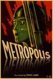 Metropolis Julisteet