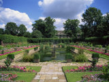 Sunken Garden, Kensington Gardens, London, England, United Kingdom, Europe Photographic Print by Nelly Boyd