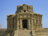 Adbhutanatha Temple, Dedicated to Shiva, Chittorgarh Fort, Rajasthan State, India Photographic Print by Richard Ashworth