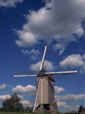 Windmill at Lille, Nord Pas De Calais, France, Europe Photographic Print by Nelly Boyd