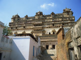 Nrising Dev Palace, Datia, Madhya Pradesh State, India Photographic Print by Richard Ashworth