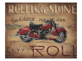 Let's Roll Prints by Janet Kruskamp
