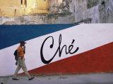 Havana, Cuba, West Indies, Central America Papier Photo par Colin Brynn