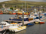 Natural Harbour, Dingle,Dingle Peninsula, County Kerry, Munster, Republic of Ireland Photographic Print by Pearl Bucknall