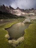 Cerro Catedral, Bariloche, Rio Negro, Argentina, South America Photographic Print by Colin Brynn