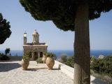 Preveli Monastery, Preveli, Crete, Greek Islands, Greece, Europe Photographic Print by Angelo Cavalli