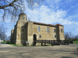 Colchester Castle, the Oldest Norman Keep in the U.K., Colchester, Essex, England, UK Photographic Print by Jeremy Bright