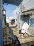 Medina, Sousse, Tunisia, North Africa, Africa Photographic Print by Julia Bayne