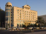 Grand Regency Hotel, Doha, Qatar, Middle East Photographic Print by Charles Bowman