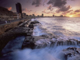 Malecon, Havana, Cuba, West Indies, Central America Photographic Print by Colin Brynn