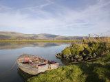River Dovey, Glandyfi, Ceredigion, Dyfed, Wales, UK Photographic Print by Pearl Bucknall