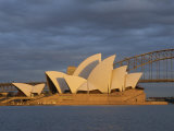 Sydney Opera House and Harbour, Sydney, New South Wales, Australia, Pacific Photographic Print by Julia Bayne