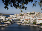 Agios Nikolaos, Crete, Greece, Europe Photographic Print by Angelo Cavalli