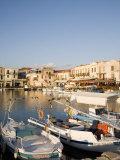 Rethymnon, Crete, Greek Islands, Greece, Europe Photographic Print by Angelo Cavalli