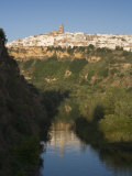 Arcos De La Frontera, Andalucia, Spain, Europe Photographic Print by Mark Banks