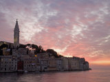 Rovinj, Istria, Croatia, Europe Photographic Print by Angelo Cavalli