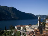 Moltrasio, Lake Como, Lombardy, Italian Lakes, Italy, Europe Photographic Print by Angelo Cavalli