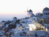 Oia, Santorini, Cyclades, Greek Islands, Greece, Europe Photographic Print by Angelo Cavalli