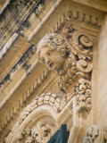Baroque Balcony, Palazzo Nicolaci, Noto, Sicily, Italy, Europe Photographic Print by Martin Child