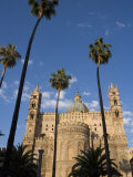 Cathedral, Palermo, Sicily, Italy, Europe Photographic Print by Mark Banks