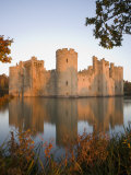 Bodiam Castle, East Sussex, England, United Kingdom, Europe Photographic Print by Mark Banks
