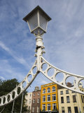 Detail of Ha'Penny Bridge, River Liffey, Dublin, Republic of Ireland, Europe Photographic Print by Martin Child