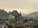 Fortified Church of Biertan, UNESCO World Heritage Site, Transylvania, Romania, Europe Photographic Print by Gary Cook