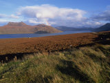 View of Little Loch Broom, Wester Ross Near Dundonnell, Highlands, Scotland, United Kingdom, Europe Photographic Print by Neale Clarke