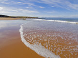Incoming Tide at Redpoint Sandy Beach, Wester Ross, Scotland, United Kingdom, Europe Photographic Print by Neale Clarke