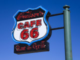 Cruiser's Cafe, Williams, Route 66, Arizona, United States of America, North America Photographic Print by Richard Cummins