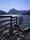 View Towards Fleetwith Pike, Buttermere, Lake District Nationtal Park, Cumbria, England, UK Photographic Print by Neale Clarke