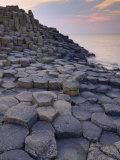 Giant's Causeway Near Bushmills, County Antrim, Ulster, Northern Ireland, UK Photographic Print by Neale Clarke