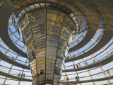 Reichstag Building, Designed by Sir Norman Foster, Berlin, Germany Photographic Print by Neale Clarke