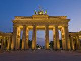 Brandenburg Gate, Pariser Platz, Berlin, Germany Photographic Print by Neale Clarke
