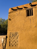Oldest Adobe House, Dating from 1881, in Santa Fe, New Mexico, USA, Photographic Print