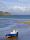 Warren, Abersoch Beach, St. Tudwals Road, Llyn Peninsula, Gwynedd, North Wales, Wales, UK Photographic Print by Neale Clarke