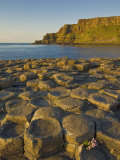 Giant's Causeway Near Bushmills, County Antrim, Ulster, Northern Ireland, UK Photographic Print by Neale Clarke