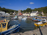 Ballyhack Fishing Village, County Wexford, Leinster, Republic of Ireland, Europe Photographic Print by Richard Cummins