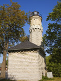 Niagara Lighthouse, Old Fort Niagara State Park, Youngstown, New York State, USA Photographic Print by Richard Cummins