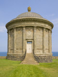 Mussenden Temple, Part of the Downhill Estate, County Londonderry, Ulster, Northern Ireland Photographic Print by Neale Clarke