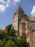Castle Burg Trausnitz, Landshut, Bavaria, Germany, Europe Photographic Print by Gary Cook