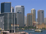 Opera Quay and Skyline, Sydney, New South Wales, Australia, Pacific Photographic Print by Neale Clarke