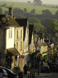 High Street, Burford, Oxfordshire, the Cotswolds, England, United Kingdom, Europe Photographic Print by Rob Cousins
