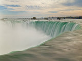 Horseshoe Falls Waterfall on the Niagara River, Niagara Falls, Ontario, Canada Photographic Print by Neale Clarke