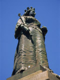 Statue of Queen Victoria, Victoria Square, Adelaide, South Australia, Australia Photographic Print by Neale Clarke