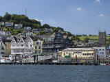 Dartmouth Waterfront, South Devon, England, United Kingdom, Europe Photographic Print by Rob Cousins