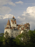 Bran Castle, Bran, Transylvania, Romania, Europe Photographic Print by Gary Cook
