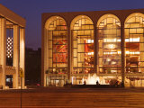 Lincoln Center, Upper West Side, Manhattan, New York City, New York, USA Photographic Print by Richard Cummins