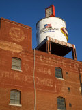 Water Tank, Bricktown District, Oklahoma City, Oklahoma, United States of America, North America Photographic Print by Richard Cummins